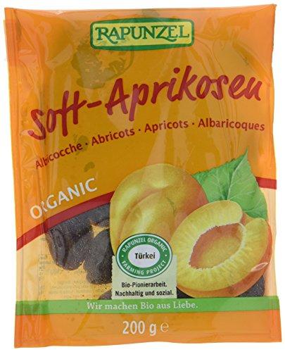 Rapunzel Aprikosen Soft, Projekt, 2 er Pack - Soft-aprikosen