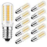 Eco.Luma R7S LED Lampe 118mm 10W J118 Lineare Leuchtmittel Entspricht 75W 80W Halogenlampe 950LM 360 Grad 2700K Warmweiß Nicht Dimmbar AC 230V 2er Pack