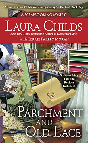 Parchment and Old Lace (A Scrapbooking Mystery Book 13) (English Edition)