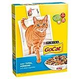 Go-Gato con atún, el arenque y verduras Agregado 825g (paquete de 5 x 825g)