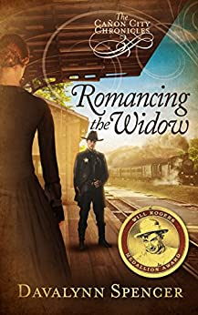 Romancing the Widow: The Cañon City Chronicles - Book 3 (English Edition)