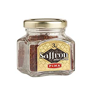 Pina Select Extra Glass Saffron, 3g