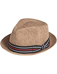 Revive Online Linen Fedora Hat - 100% Breathable