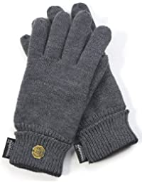 VEDONEIRE Grey Thinsulate Gloves (3008) One Size