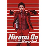 "Hiromi Go Concert Tour 2014 ""Never End"""