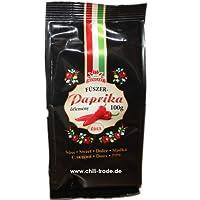 Hungarian Sweet Paprika Powder from Kalocsa in black paper bag 100G