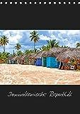 Dominikanische Republik (Tischkalender 2019 DIN A5 hoch): Inselparadies in der Karibik (Monatskalender, 14 Seiten ) (CALVENDO Orte) -