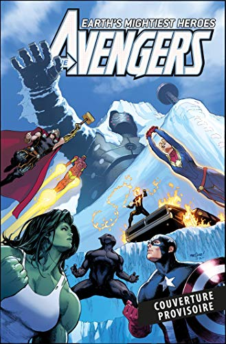 Avengers (fresh start) Nº5 par  Jason Aaron, Dan Slott, Ta-Nehisi COATES, David Marquez