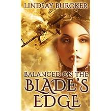 Balanced on the Blade's Edge (Dragon Blood Book 1) (English Edition)