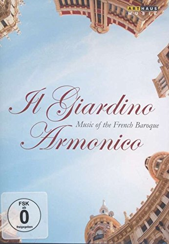 Preisvergleich Produktbild Il Giardino Armonico - Music of the French Baroque