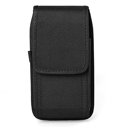 Universal Vertical Nylon Telefon Holster Gürtel Clip Loop Tasche für Sony Xperia XA1/XZs/XZ/E5/X/XA/Z5/M5/Z4v/Z3+/Z4/M4 Aqua