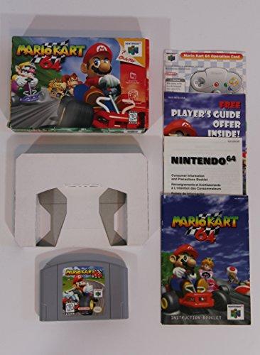 Mario Kart 64 (Player's Choice) (Nintendo Cart Spiel 64 Mario)