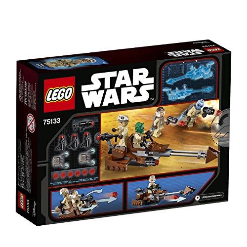 Imagen principal de LEGO Star Wars - Pack de Combate rebelde, (75133)