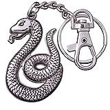 Harry Potter - Metall Schlüsselanhänger - Slytherin - Logo