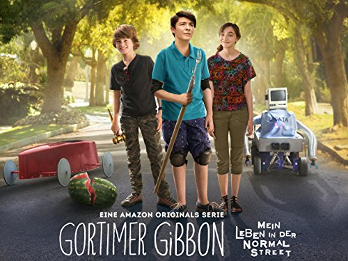 Gortimer Gibbon: Mein Leben in der Normal Street Staffel 1: Trailer