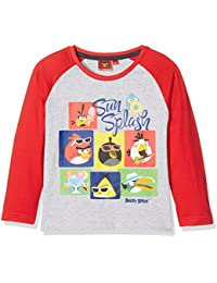 Angry Birds Boy's Long Sleeve T-Shirt
