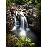 Trienke Lower Falls Glen Nevis Highland Scotland Photo