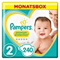 Pampers Premium Protection New Baby Windeln, Gr.2 Mini,…