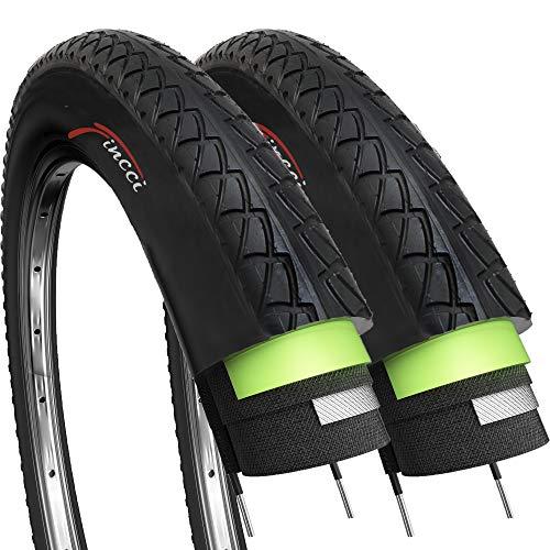 """Especificaciones tecnológicas: Tamaño - 26 * 1.95 pulgadas. ETRTO 53-559. Neumático de reemplazo perfecto para ruedas de 26"""" en bicicletas de montaña, de ciudad o híbridas Peso - 1050 gramos. Presión de los neumáticos - Infla ha..."""