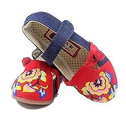HUALQ D031 Zapatos de...