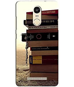 Redmi Note 3 Mobile Back Cover For Redmi Note 3; It Is Matte glossy Thin Hard Cover Of Good Quality (3D Printed Designer Mobile Cover) By Clarks