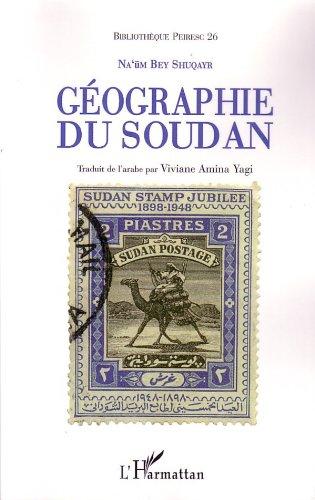 Géographie du Soudan