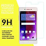 Oppo Neo 7 Tempered Glass, 9H Hardness Ultra Clear, Anti-Scratch, Bubble Free, Anti-Fingerprints & Oil Stains Coating (For Oppo Neo 7)
