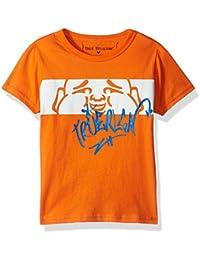 True Religion Camiseta con Logo de La Marca