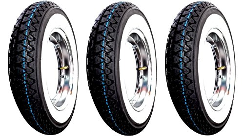 3wheels-complete-assembled-for-piaggio-vespa-px-125150200with-3-3tyres-kenda-k-333with-white-band-wi