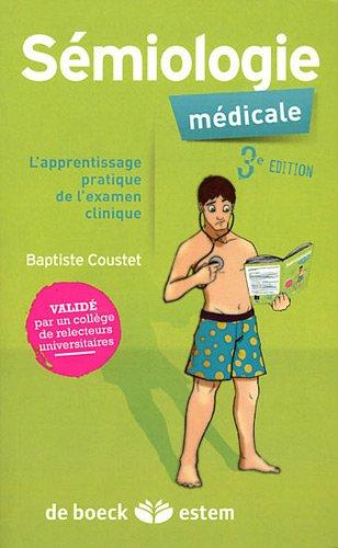 Semiologie Medicale Apprentissage Pratique de l'Examen Clinique