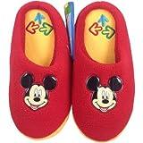 Disney Mickey Maus Pantoffel Disney Hausschuhe (Bitte die Größe per Email mitteilen)
