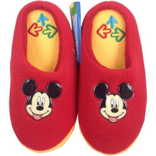 Disney mickey mouse pantofola disney pantofole (si prega la taglia per email mitteilen)