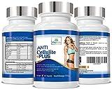 ANTI Cellulite Plus I Cellulite Stopp I 60 Vegane Cellulose-Kapseln I Die perfekte Ergänzung zu Ihrem Sport- und Ernährungsprogramm I Premium Apothekenqualität