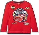 Disney Jungen T-Shirt 161158, Rouge (Racing red 19-1763tcx/peacoat 19-3920tcx), (Hersteller Größe: 4 Jahres)
