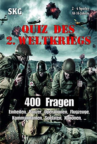 SKG Quiz des 2. Weltkriegs (Dvd Dwight D Eisenhower)