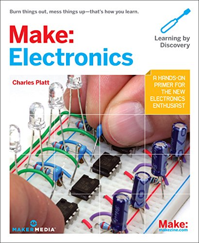 Make: Electronics: Learning Through Discovery por Charles Platt