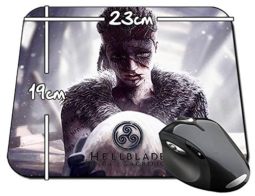 Hellblade Senuas Sacrifice Tapis De Souris Mousepad PC