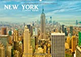 NEW YORK – Famous Views (Wandkalender 2014 DIN A2 quer): Bekannte Ansichten der grandiosen amerikanischen Metropole! (Monatskalender, 14 Seiten)
