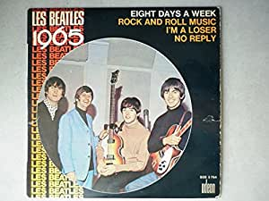 Les Beatles 45Tours EP vinyle 1965 Rock And Roll Music / No Reply