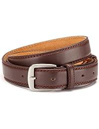 Élégant Combinaison de ceinture en cuir PU ceinture homme 3cm Largeur de grande qualité traitement