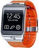 Samsung Basic Standard Armband f�r Samsung Galaxy Gear 2/Gear 2 Neo - Orange