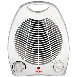 Vox FH 03 Fan Room Heater, White