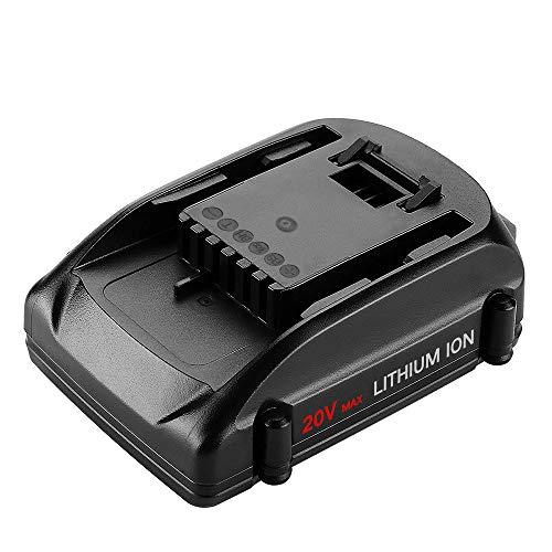 Boetpcr 20V 2.0Ah Litio Sostitutiva avvitatore batteria per WORX WA3528 WG151.5 WG251.5 WG540