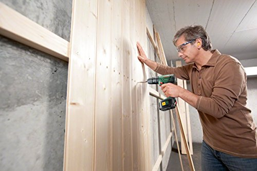 Bosch PSB 1800 LI-2 Cordless Combi Drill is perfect for home use and DIY projects and will drill into masonry, wood and steel