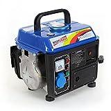 800W Benzin Stromerzeuger Generator Stromaggregat Stromgenerator Notstromaggregat WESTCRAFT WK-950W - 2