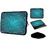 """Snoogg Laptop Netbook Computer Tablet PC Shoulder Case Carrying Sleeve Bag Pouch Cover Protector Holder For Apple iPad/ Hp Touchpad Mini 210 T100 hp Touchpad Mini t100ta/Acer Aspire One/Lenovo Ideatab S6000 /Lenovo Yoga 10 HD+ And Most 9.7"""" 10"""" 10.1"""" 10.2"""" Inch Netbook Tablet PC"""