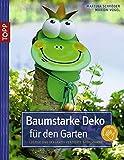 Baumstarke Deko für den Garten: Lustige und dekorativ verzierte Baumstämme