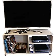 Amazonfr Meuble Tv 90 Cm