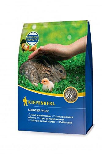 Rasensamen - Kleintier-Wiese 4 kg von Kiepenkerl