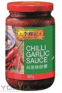 Chili Knoblauch, Chilli Garlic Sauce, Lee Kum Kee 368g